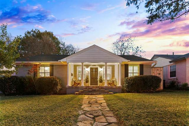 6298 Martel Avenue, Dallas, TX 75214 (MLS #14472240) :: Real Estate By Design