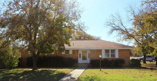 1412 W Commerce, Eastland, TX 76448 (MLS #14472596) :: The Mauelshagen Group