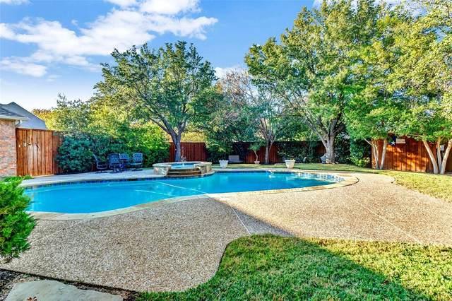 8505 Buxton Court, Plano, TX 75025 (MLS #14472773) :: The Kimberly Davis Group