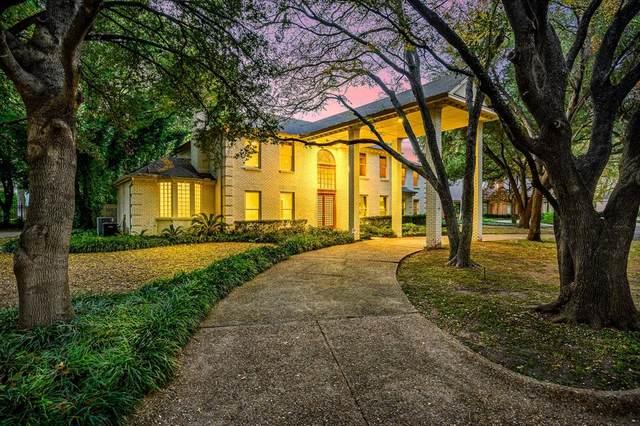 4828 Overton Hollow Street, Fort Worth, TX 76109 (MLS #14472821) :: The Heyl Group at Keller Williams