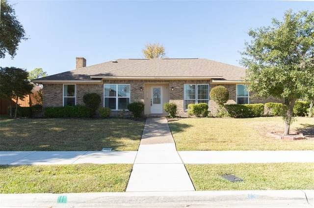 3905 Cheyenne Drive, Rowlett, TX 75088 (MLS #14473151) :: The Paula Jones Team | RE/MAX of Abilene