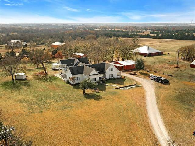 6794 Fm 121, Van Alstyne, TX 75495 (MLS #14473158) :: Robbins Real Estate Group