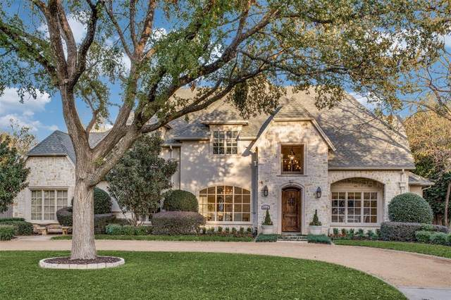 8310 Midway Road, Dallas, TX 75209 (MLS #14473372) :: Potts Realty Group