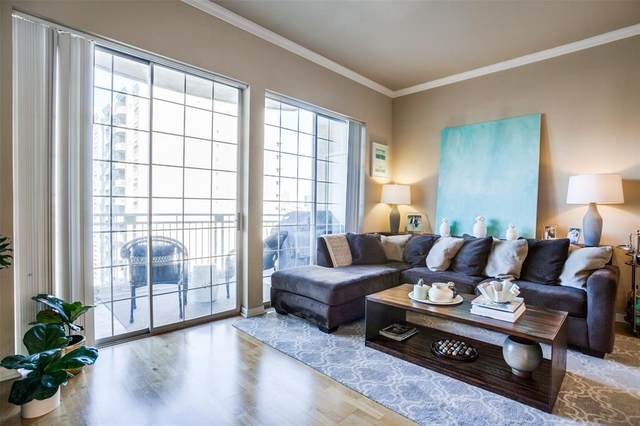 3225 Turtle Creek Boulevard #1411, Dallas, TX 75219 (MLS #14473542) :: Premier Properties Group of Keller Williams Realty