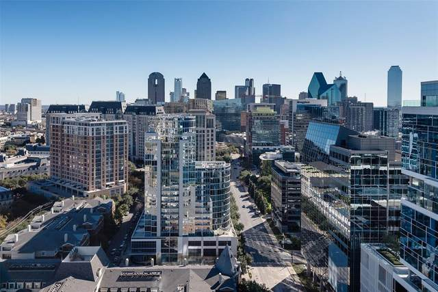 2900 Mckinnon Street #2501, Dallas, TX 75201 (MLS #14473762) :: Premier Properties Group of Keller Williams Realty