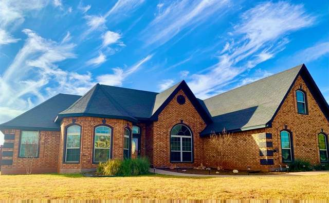 141 Mesa Rim, Tuscola, TX 79562 (MLS #14474242) :: The Mauelshagen Group