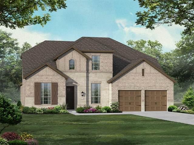 4108 Palomino Road, Aubrey, TX 76227 (MLS #14474618) :: Real Estate By Design