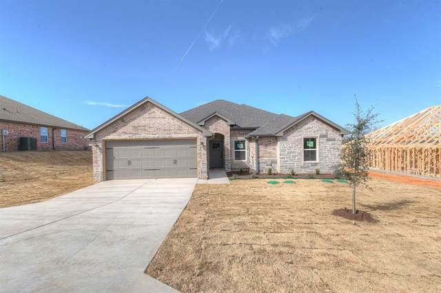 2122 Christine Drive, Granbury, TX 76048 (MLS #14474922) :: Maegan Brest | Keller Williams Realty