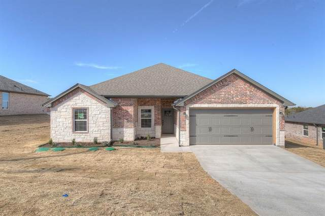 2120 Christine Drive, Granbury, TX 76048 (MLS #14474928) :: Maegan Brest | Keller Williams Realty