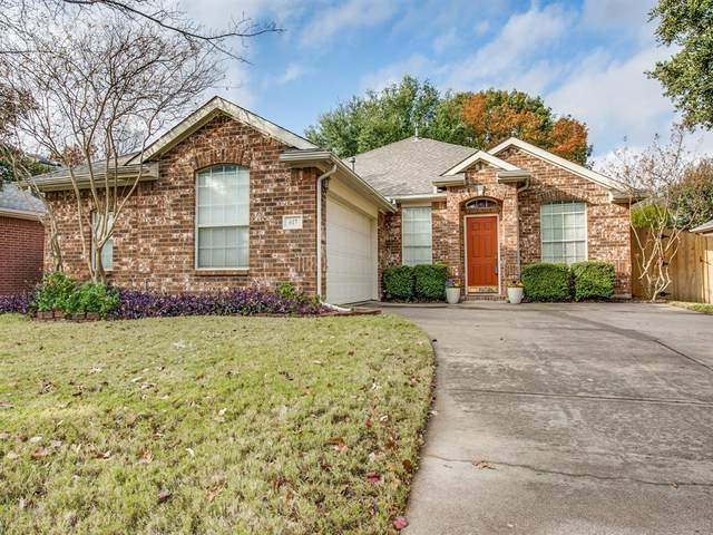 617 Shady Bridge Lane, Keller, TX 76248 (MLS #14475479) :: The Mauelshagen Group