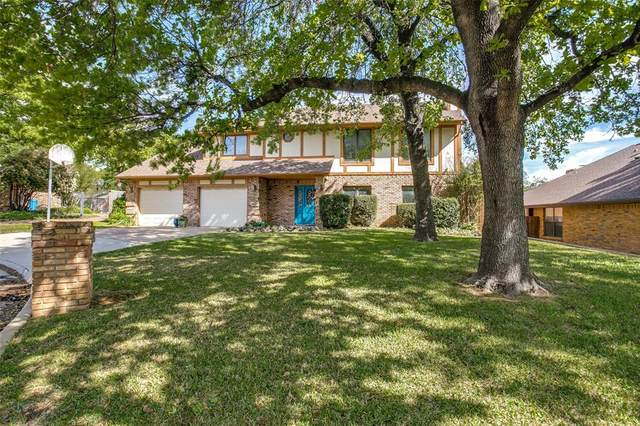 6609 Kingsferry Court, Arlington, TX 76016 (MLS #14476026) :: Potts Realty Group