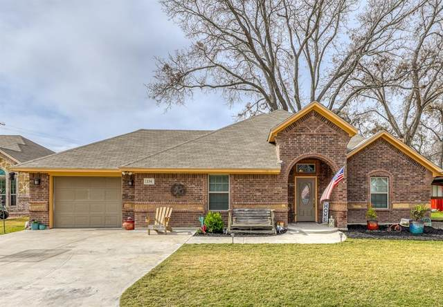 134 Sunflower Drive, Weatherford, TX 76087 (MLS #14476356) :: Team Tiller