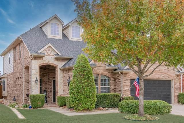 15712 Bent Rose Way, Fort Worth, TX 76177 (MLS #14476409) :: The Mauelshagen Group