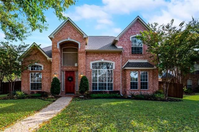 401 Compton Court, Allen, TX 75013 (MLS #14476796) :: Premier Properties Group of Keller Williams Realty