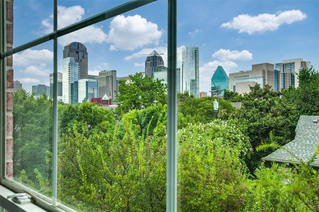2305 Worthington Street #317, Dallas, TX 75204 (MLS #14477198) :: Real Estate By Design