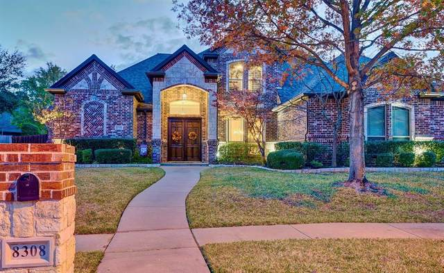 8308 Fern Leaf Court, North Richland Hills, TX 76182 (MLS #14477708) :: Real Estate By Design