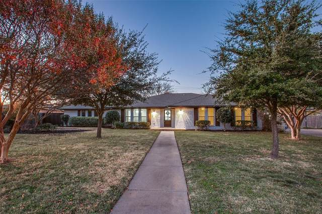 2821 Forest Grove Drive, Richardson, TX 75080 (MLS #14477750) :: Robbins Real Estate Group