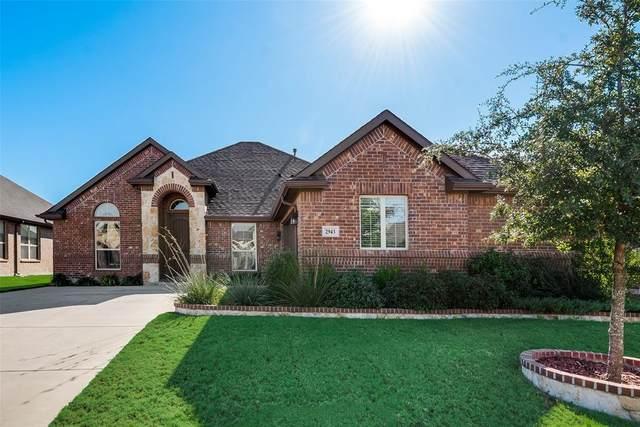 2943 Mere Lane, Grand Prairie, TX 75054 (MLS #14477802) :: EXIT Realty Elite