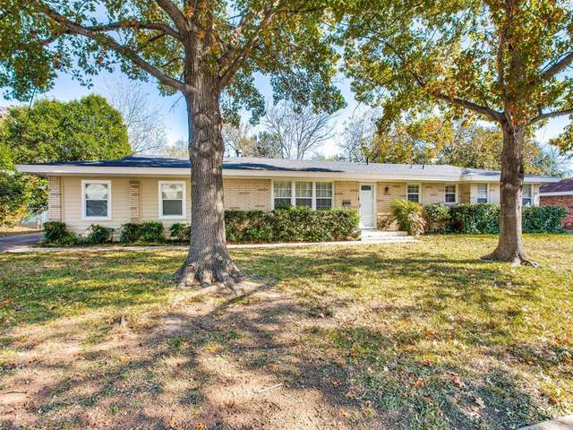 3612 Ruth Road, Richland Hills, TX 76118 (MLS #14477901) :: The Hornburg Real Estate Group