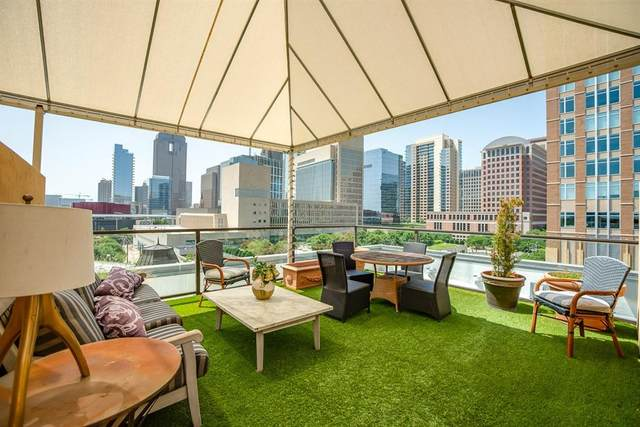 2300 Leonard Street #401, Dallas, TX 75201 (MLS #14478826) :: All Cities USA Realty
