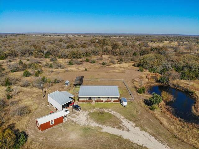 14007 NE County Road 3170, Kerens, TX 75144 (MLS #14478931) :: The Mauelshagen Group