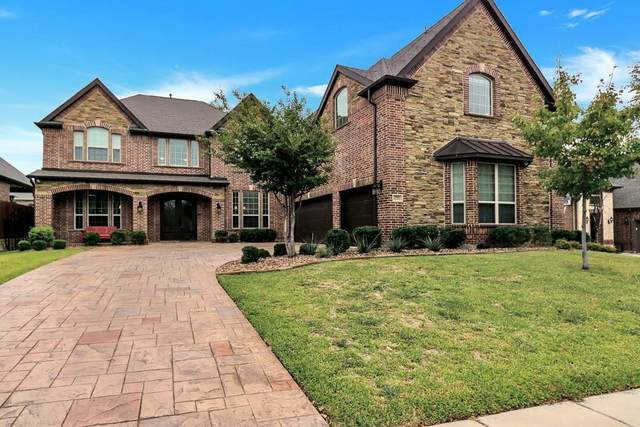 9704 Flatiron Street, Fort Worth, TX 76244 (MLS #14478967) :: Keller Williams Realty