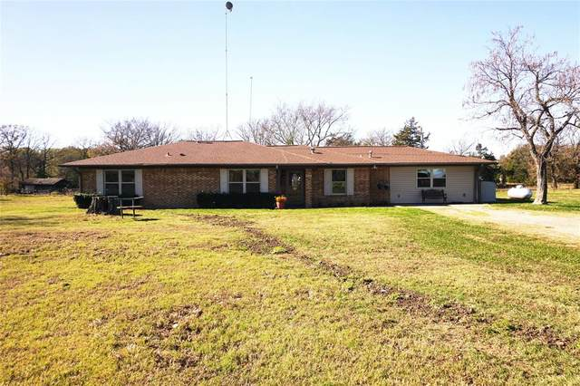 564 County Road 2510, Bonham, TX 75418 (MLS #14479043) :: The Mauelshagen Group