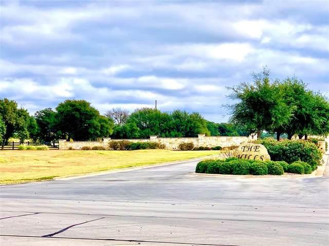 Lot 367 Canyon Wren Loop, Graford, TX 76449 (MLS #14479210) :: RE/MAX Landmark