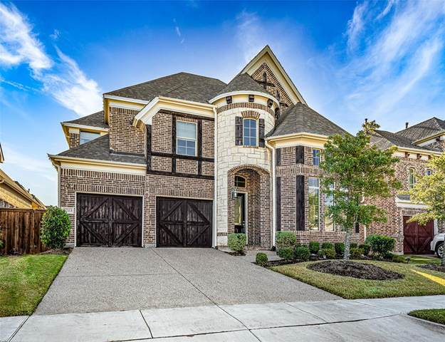 8213 Lindsay Gardens, The Colony, TX 75056 (MLS #14479569) :: The Kimberly Davis Group