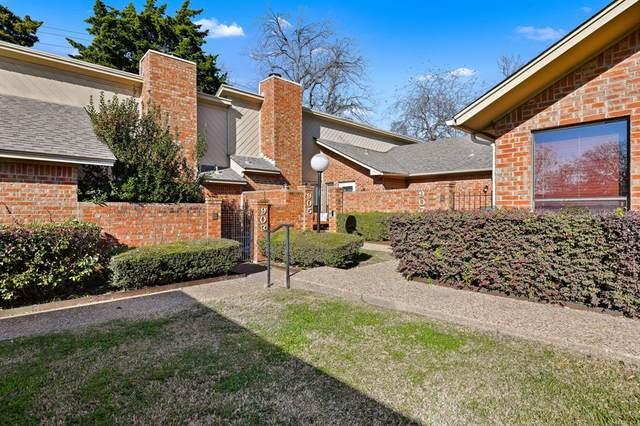 905 Cedarland Boulevard, Arlington, TX 76011 (MLS #14480511) :: Front Real Estate Co.