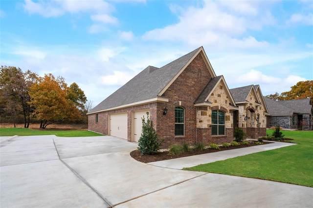 106 Kingwood Drive, Krugerville, TX 76227 (MLS #14480893) :: The Kimberly Davis Group
