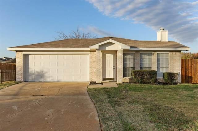 10319 Pondwood Drive, Dallas, TX 75217 (MLS #14481011) :: The Good Home Team