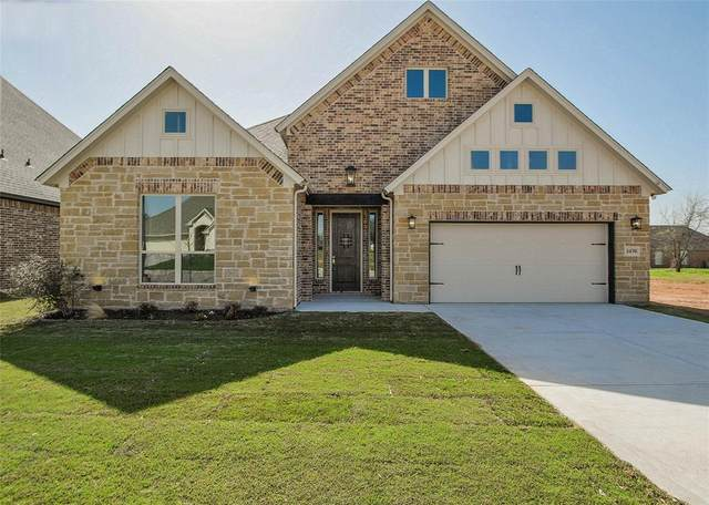 1476 Highland Park Circle, Granbury, TX 76048 (MLS #14481567) :: Team Hodnett