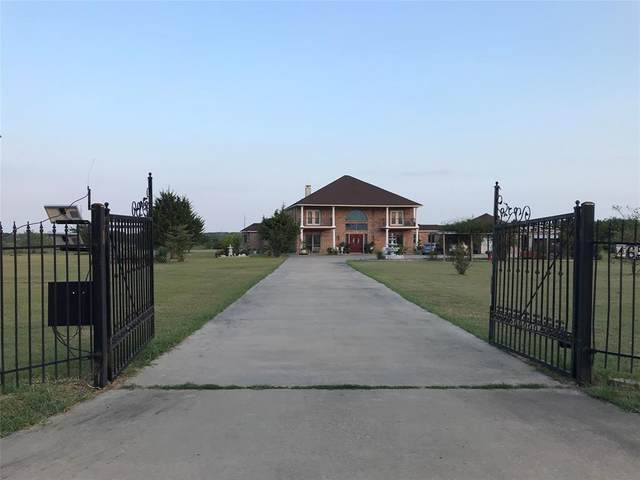 16589 County Road 250, Terrell, TX 75160 (MLS #14481942) :: Team Hodnett