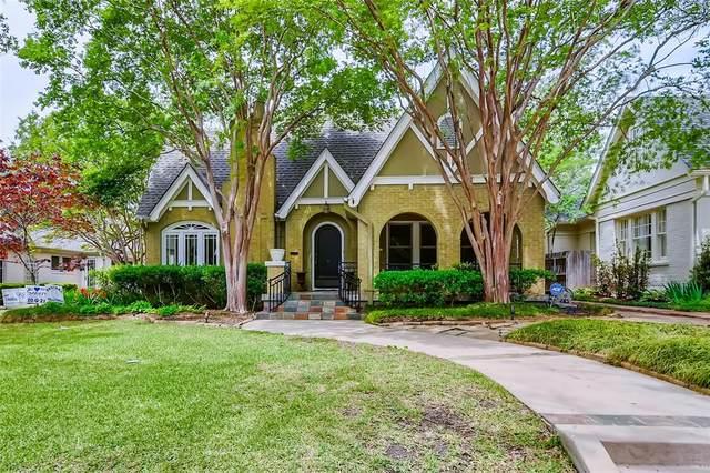 2204 Huntington Lane, Fort Worth, TX 76110 (MLS #14482973) :: Team Hodnett