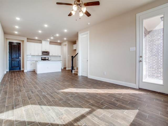 1014 Mj Brown Street, Allen, TX 75002 (MLS #14483305) :: The Mauelshagen Group