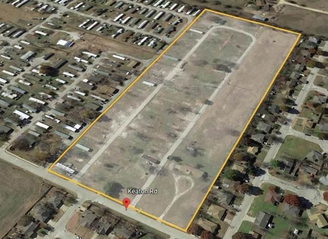 817 Keaton Road S, Sanger, TX 76266 (MLS #14483450) :: The Mauelshagen Group