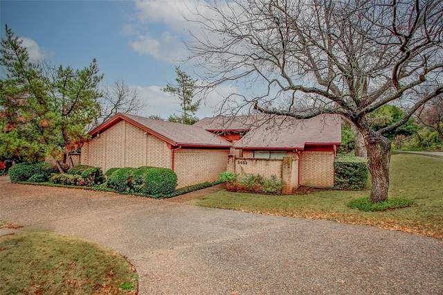 5453 Northcrest Road, Fort Worth, TX 76107 (MLS #14483632) :: Robbins Real Estate Group