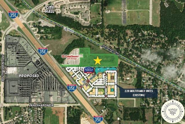 6541 S Interstate 35 E, Corinth, TX 76210 (#14485104) :: Homes By Lainie Real Estate Group