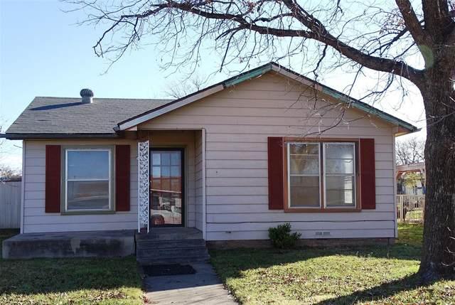 223 Avenue M, Anson, TX 79501 (MLS #14485626) :: Real Estate By Design