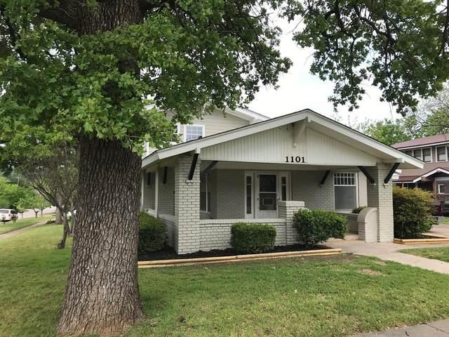 1101 N Oak Avenue, Mineral Wells, TX 76067 (MLS #14485949) :: All Cities USA Realty