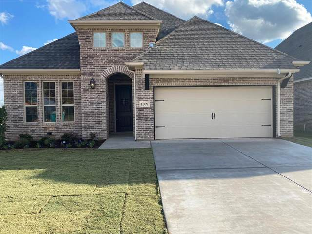 1309 Highland Park, Granbury, TX 76048 (MLS #14486186) :: The Chad Smith Team