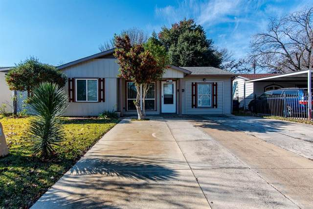 2215 Riviera Drive, Dallas, TX 75211 (MLS #14486564) :: The Chad Smith Team