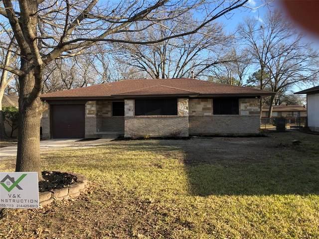730 Jack Street, Seagoville, TX 75159 (MLS #14486577) :: The Good Home Team