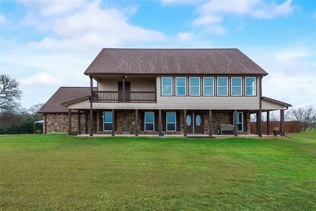 7054 Lake Vista Drive, Streetman, TX 75859 (MLS #14486720) :: Premier Properties Group of Keller Williams Realty
