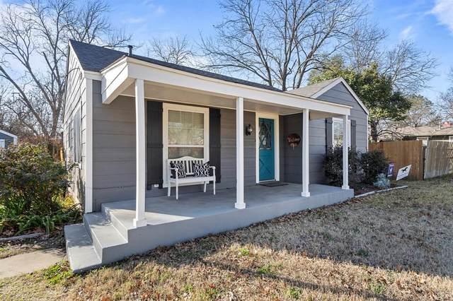 420 Bellevue Drive, Cleburne, TX 76033 (MLS #14490125) :: Trinity Premier Properties