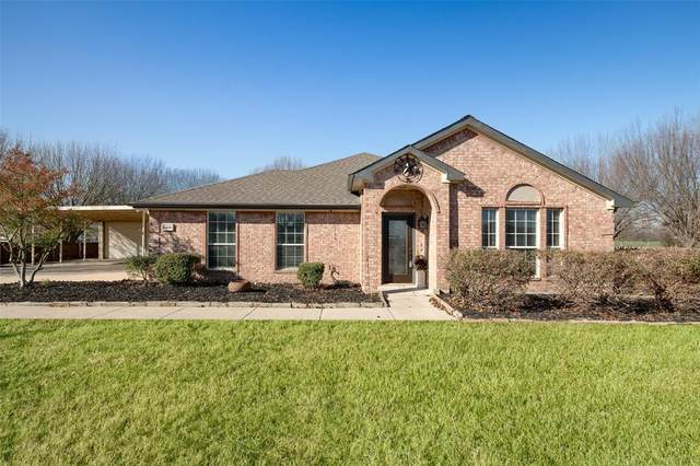 2200 The Crossings Drive, Lowry Crossing, TX 75069 (MLS #14490631) :: The Chad Smith Team