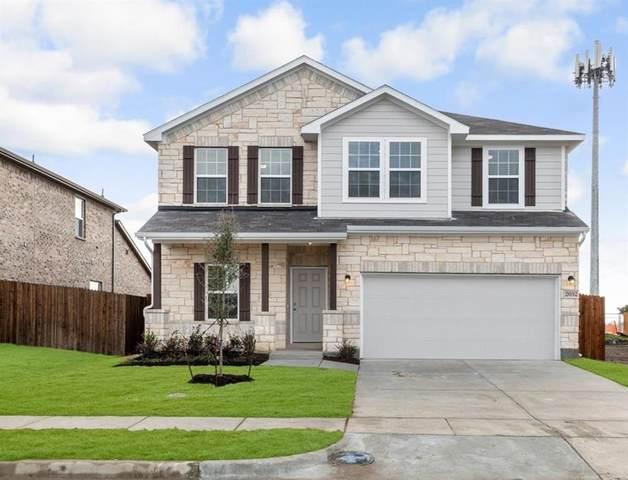 2052 Crosby Drive, Forney, TX 75126 (MLS #14490788) :: RE/MAX Landmark