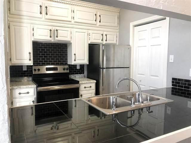 7340 Skillman Street #404, Dallas, TX 75231 (MLS #14490790) :: The Hornburg Real Estate Group