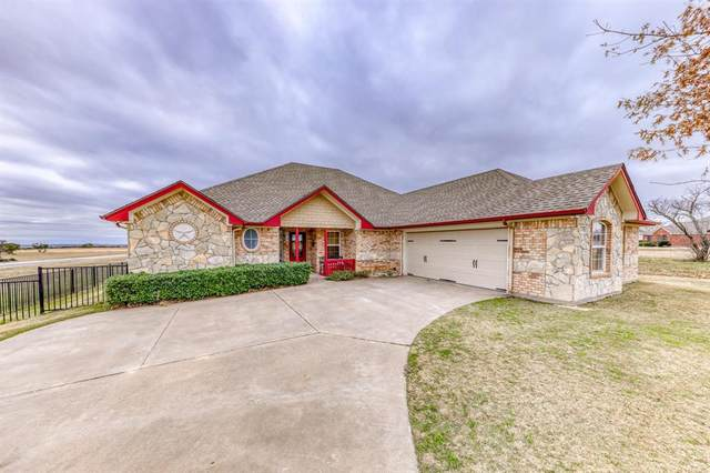 7205 Muirfield, Cleburne, TX 76033 (MLS #14490803) :: Premier Properties Group of Keller Williams Realty